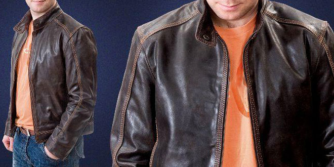 10 top rated products mens leather faux jackets coats