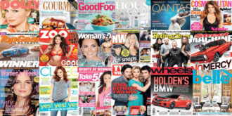 10 Top Grossing Magazines