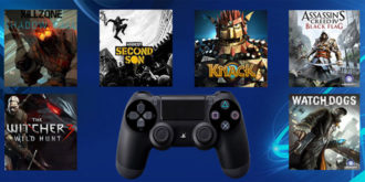 Top 10 Hot New Releases in PlayStation 4 Games