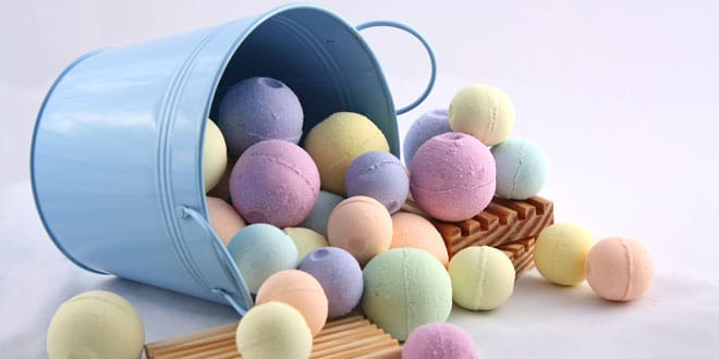 10 Top Rated Products in Bath Bombs