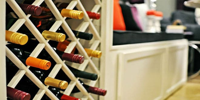Top 10 Most Gifted Kitchen Wine Racks