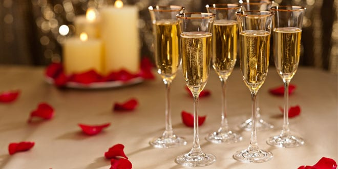 Top 10 Most Wished Champagne Glasses