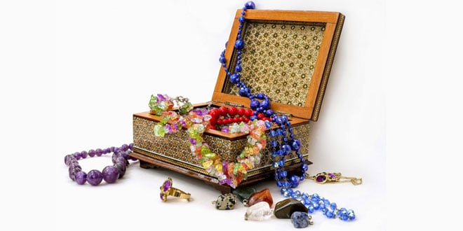 Top 10 Most Wished Jewelry Chests
