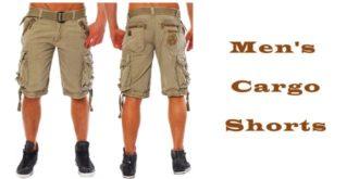Top 10 Hot New Releases in Men Cargo Shorts