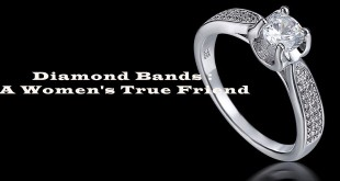 Top 10 Most Gifted Diamond Bands in Women's Jewelry