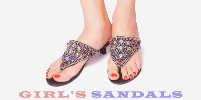 Top 10 Most Gifted Products in Girls Sandals