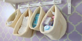 Top 10 Most Wished Products in Baby / Nursery Hanging Organizers