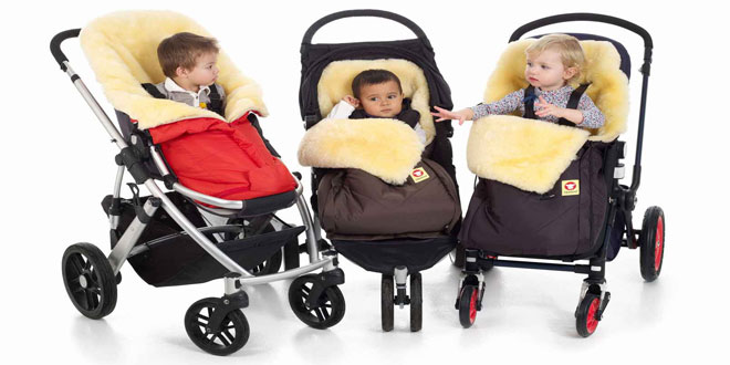 "Top 10 ""Best Sellers"" in Baby Stroller Bunting Bags"