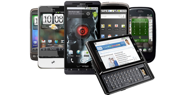 Top 10 Most Wished Contract Cell Phones