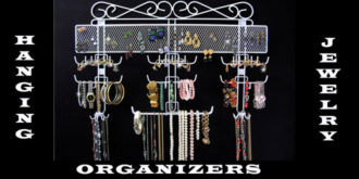 Top 10 Most Wished Hanging Jewelry Organizers