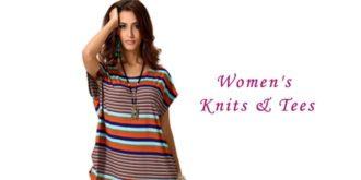 Top 10 Hot New Womens Knits & Tees