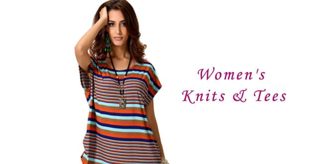 Top 10 Hot New Womens Knits & Tees