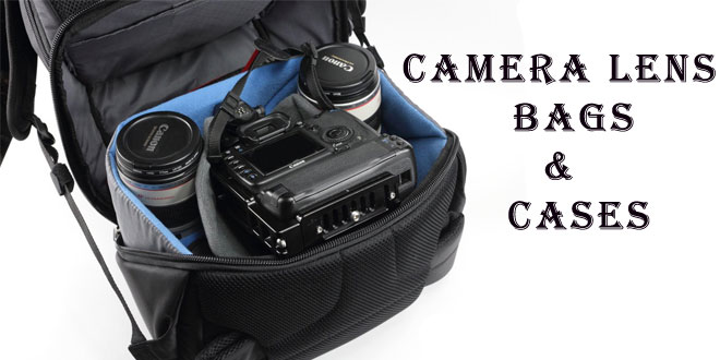 Top 10 Most Gifted Camera Lens Bags & Cases