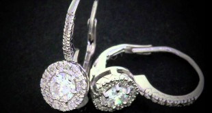 Top 10 Most Wished Womens Fashion Diamond Accented Earrings