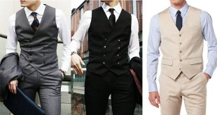 Top 10 Hot New Releases in Mens Suit Vests