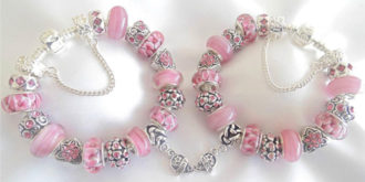 Top 10 Most Gifted Products in Girls Charm Bracelets