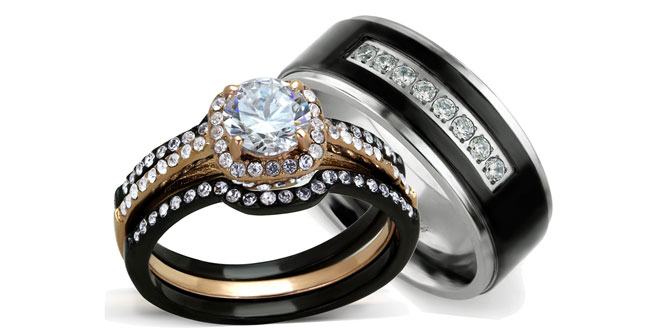 Top 10 Hot New Releases in Womens Bridal Rings Sets