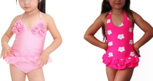 Top 10 Hot New Releases in Girls' One-Piece Swimwear