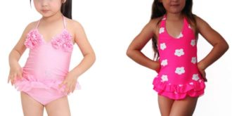 Top 10 Hot New Releases in Girls One-Piece Swimwear
