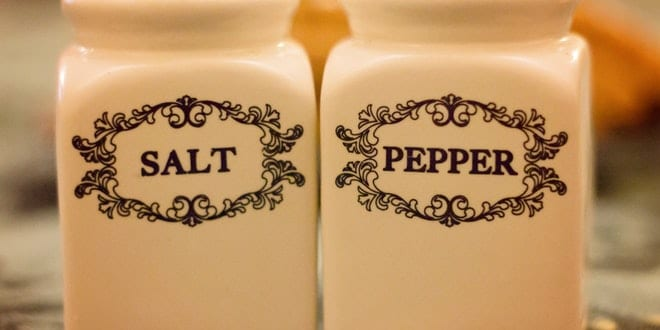 Top 10 Most Gifted Products in Salt & Pepper Shaker Sets