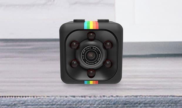 Ehomful E-SQ11 Mini Spy Camera - 1