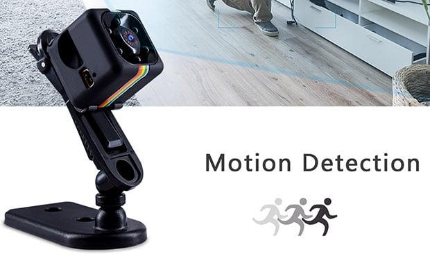 Ehomful E-SQ11 Mini Spy Camera - 3