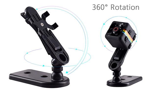 Ehomful E-SQ11 Mini Spy Camera - 4
