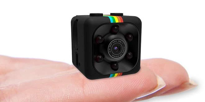 Ehomful E-SQ11 Mini Spy Camera Feature Review