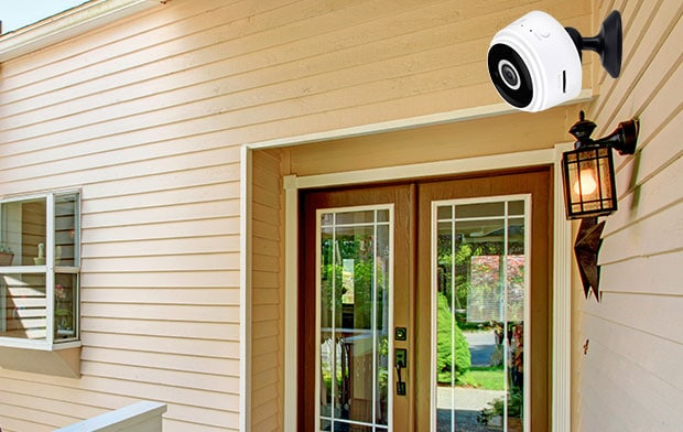 Ehomful E19 Mini WiFi Hidden Camera - 5