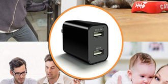 CIXI Spy Camera with Dual USB Charger Review – All You Need to Know