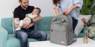 Top 3 Most Useful Backpack-style Diaper Bags in 2019