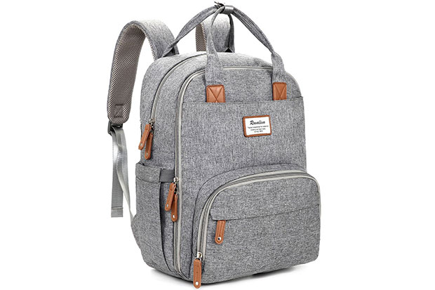 RUVALINO Diaper Backpack Bags