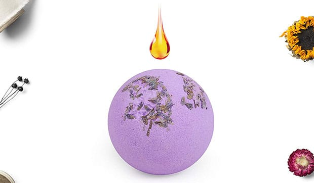 Aromacare Bath Bombs Essential Oils