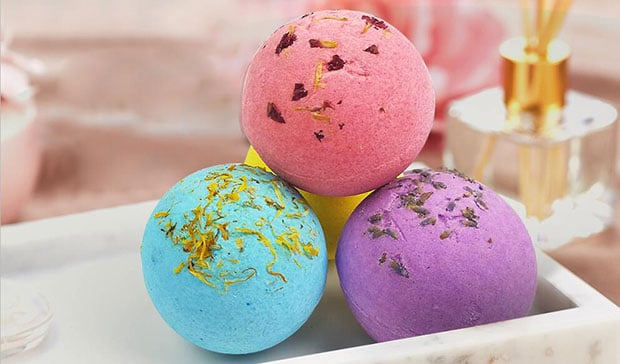 Aromacare Bath Bombs