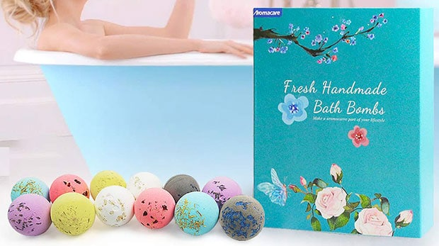 Aromacare Bath Bombs Pack of 12
