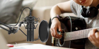 TONOR Q9 USB Microphone Kit Review – An Excellent Plug & Play Microphone Set