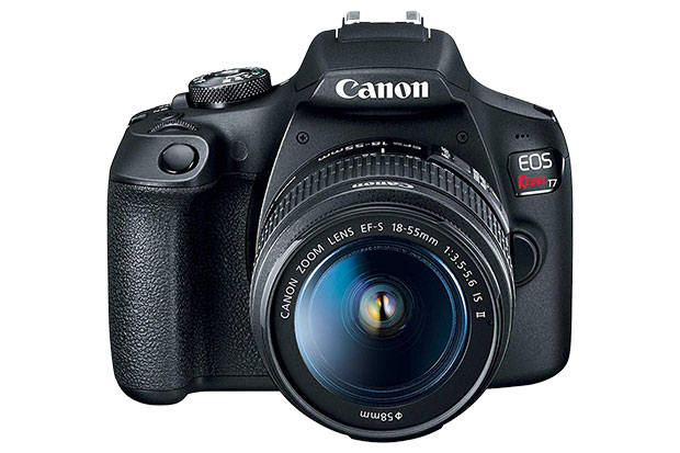 Canon EOS Rebel T7 Digital SLR Camera - conclusion