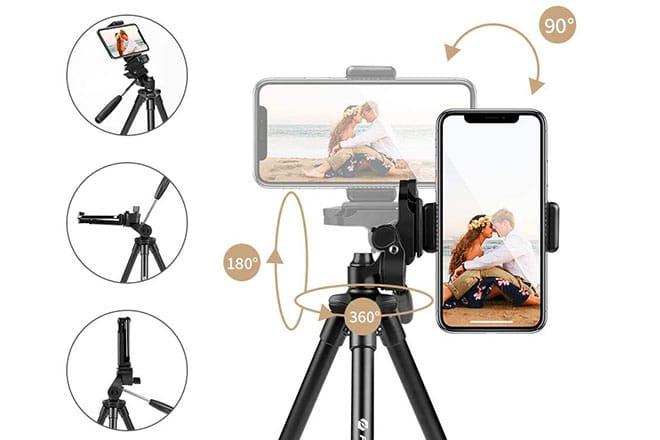 fotopro-phone-lightweight-travel-tripod-bluetooth-remote-6
