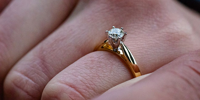 Solitaire Rings – Engagement, Commitment, Love and Unity