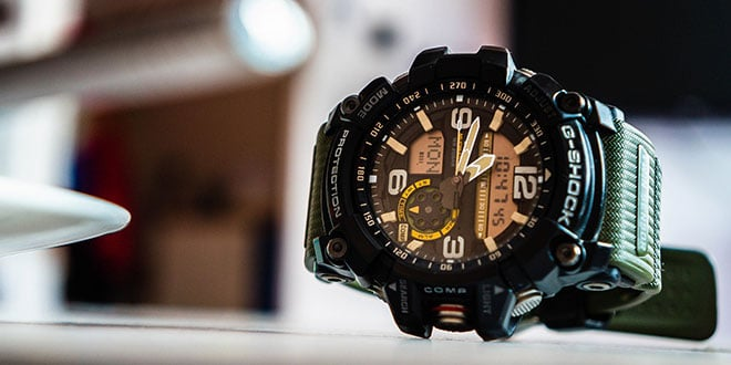 Top 10 Most Wished Casio Wrist Watches for Men