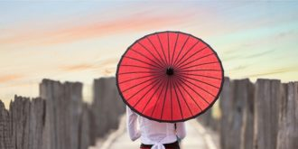 10 Most Wished Folding Umbrellas Good For Travellers