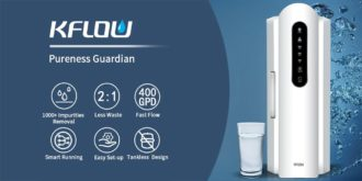 KFLOW RO400 Review – A Reliable Tankless RO Water Filtration System